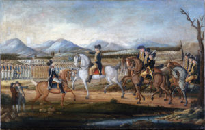 Whiskey Rebellion Painting