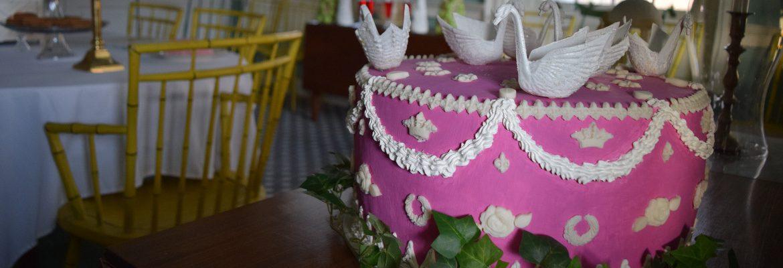 Rockford Yuletide Cake